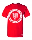 Sons of Frankfurt Patch T-Shirt rot
